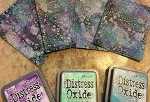 scrap distress oxyde