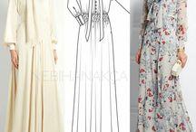 gunluk elbise kaliplari