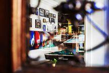 Bernie Grill & Beer - Restauracja Warszawa / Wnętrze...elegancja...