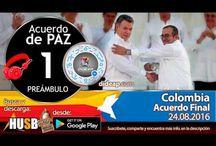 Acuerdo Final de Paz en Colombia