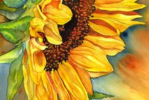 Sunflowers / by Marilyn Scholz