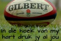 Rugby liefde