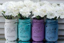 mason jars / by Melanie Turner