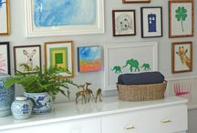 Gallery Wall / by Lindsey Martin