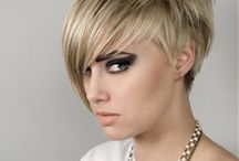 Ladies short hairstyles