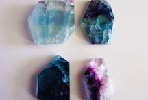 ♦ Crystals & stones ♦ / If I had once some obsession, it was definitely about beauty of nature especialy crystals and nice stones...