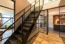 Simply Steel - stalen trappen en hekwerken