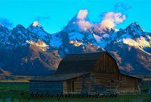 Grand Tetons by Chris Laner / Grand Tetons and area