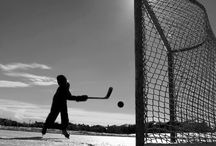 HOCKEY / MY PASSION,I LOVE THIS SPORT! / by Robin The Hockey Fan