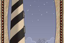 Lighthouses&Sea