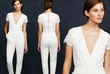 For the Bride / Bridespiration for every woman in the wedding; from the bombshell to the minimalist!
