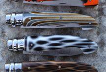 ιδιαίτερα μαχαίρια
