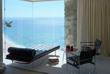 MHD Loves.... / Furniture showroom featuring a range of modern pieces such as sofas, lounge chairs & dining tables.