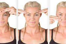 How Do Facial Yoga Exercises Work? / Facial Acupressure Exercises To Trim Excess Facial Skin And Shed Wrinkles