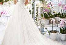 Spitzen-Hochzeitskleider