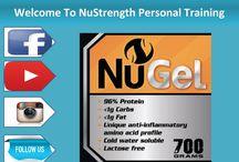 Gelatin Collagen Supplement / http://nustrength.com.au/product/nugel-700g/