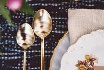 Tablescapes / by Jane Gallant @ modern jane