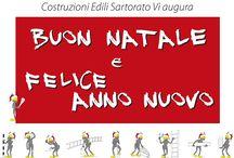 BUONE FESTE!! / TANTI AUGURI ...