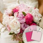 Pink Wedding Details / by Bright Occasions