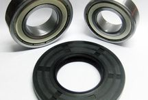 ROPER / Roper Washer Tub Bearings and Seal Kits High quality, high speed bearings & seal kits The kit includes 1 front bearing, 1 rear bearing, 1 front seal.