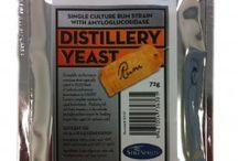 Distilling & stuff