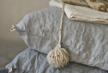Inspiring ideas / Linen inspirations