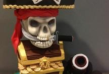 ideias  festa tema piratas