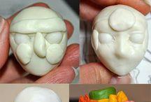 глина полимер