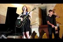 Nathalie. Live @ Abbazia di Sitria / Concerto acustico di Nathalie nell'Abbazia di Santa Maria di Sitria, 25 agosto 2011