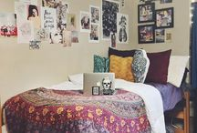 Dorm Decor / Sweet styles to make your dorm feel like home!