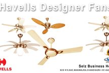 Hafele-authorized-distributor / Add class to your interiors using #Designer #fans. Fans are not only meant for blowing air but have also become an artistic way to decorate your interiors. Havells have created innovative designer range of fans, which will add that extra spark to your interiors. A perfect addition to your modern home, the chic design will garner you loads of compliments from your guests!