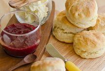 Food pic - scones