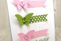 SU Butterfly Punches, Embosslits & Sizzix BIGZ / by Joelle Owl-Cat