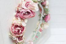 Kwiaty, wianki, bukiety