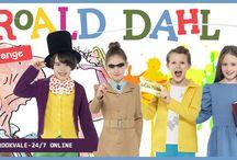 Roald Dahl Kids Costume Range / Are your kids Roald Dahl big fans?... At Party Savers we are :) Find the new Roald Dahl Kids Costumes Range in stores and online