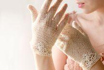 háčkování rukavičky