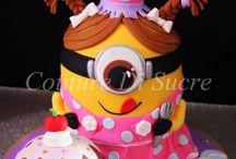 cakes infantiles