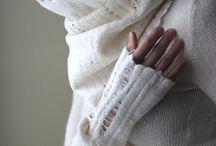 Kötött horgolt divat