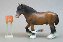 my schleich horses / the schleich horses i own