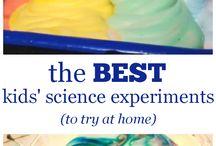 Kids science activites