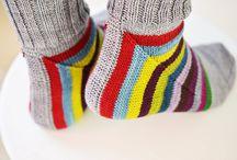 Handwerken = Knitting Socks - Breien Sokken