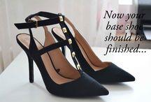 Schuhe Peppen