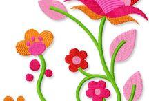 Embroidery / Stickdateien