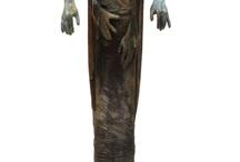 Human sculpture
