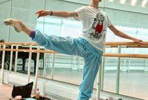 Ballet / Een hoge wreef, prachtig uitgedraaide voeten, een lust voor het oog