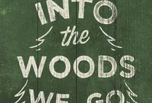Camp Signs/Sayings / Includes posters, sayings and quotes about camp.