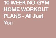 10 week no gym