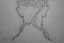 złe myśli