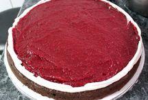 Cake Recipes/Fillings