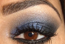 Smokey Eye for Brown Eyes / Shades suited for brown eyes